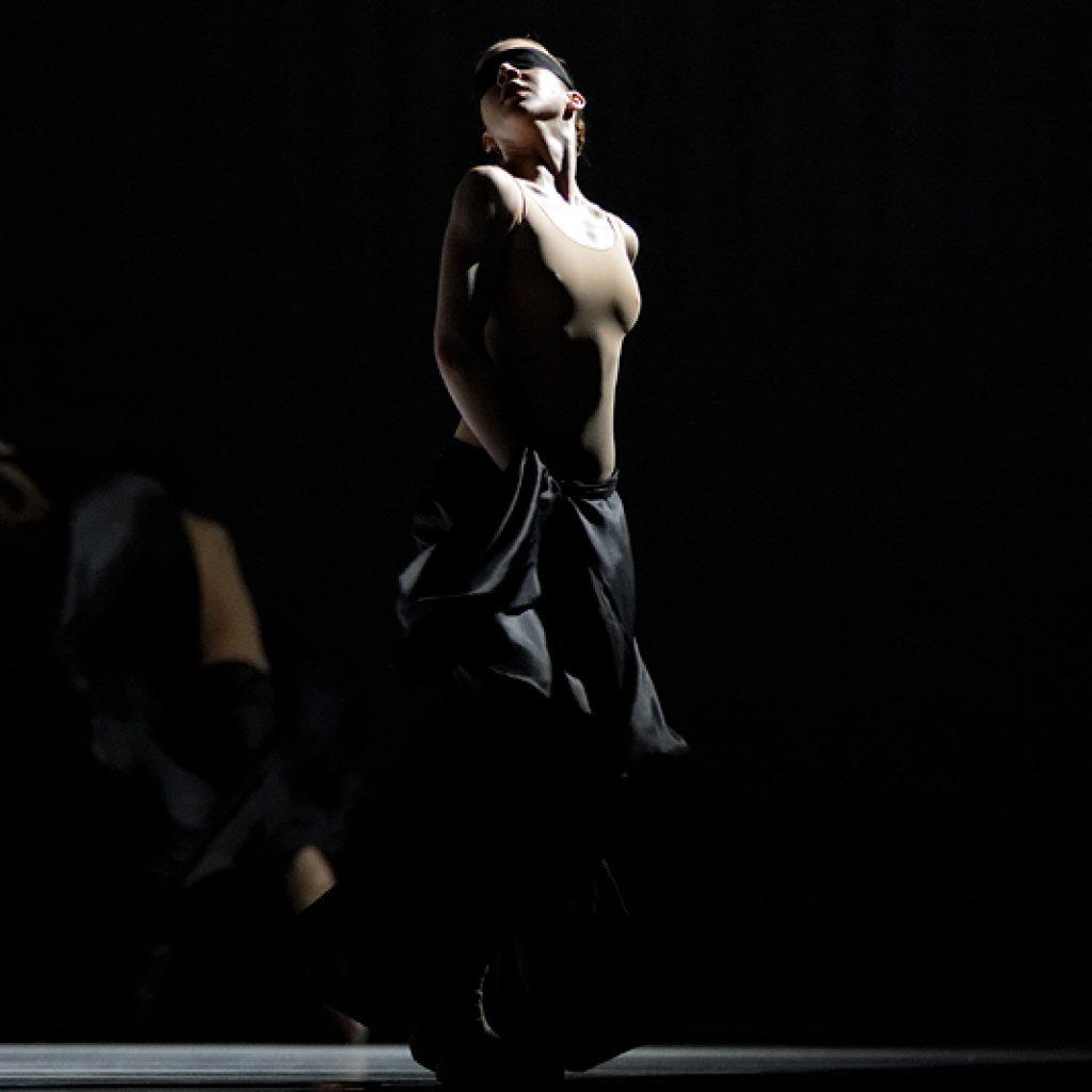 Andrea Parkyn - The World According to Us - Semperoper Ballett - photo © Costin Radu