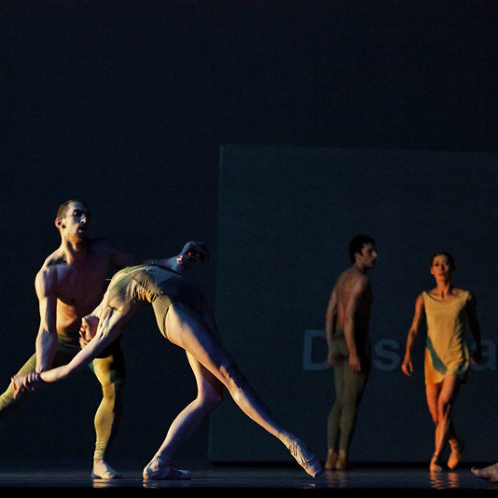 Ensemble - The World According to Us - Semperoper Ballett - photo © Costin Radu