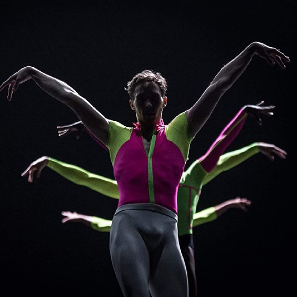 Overture - Dutch National Ballet - photo © Angela Sterling