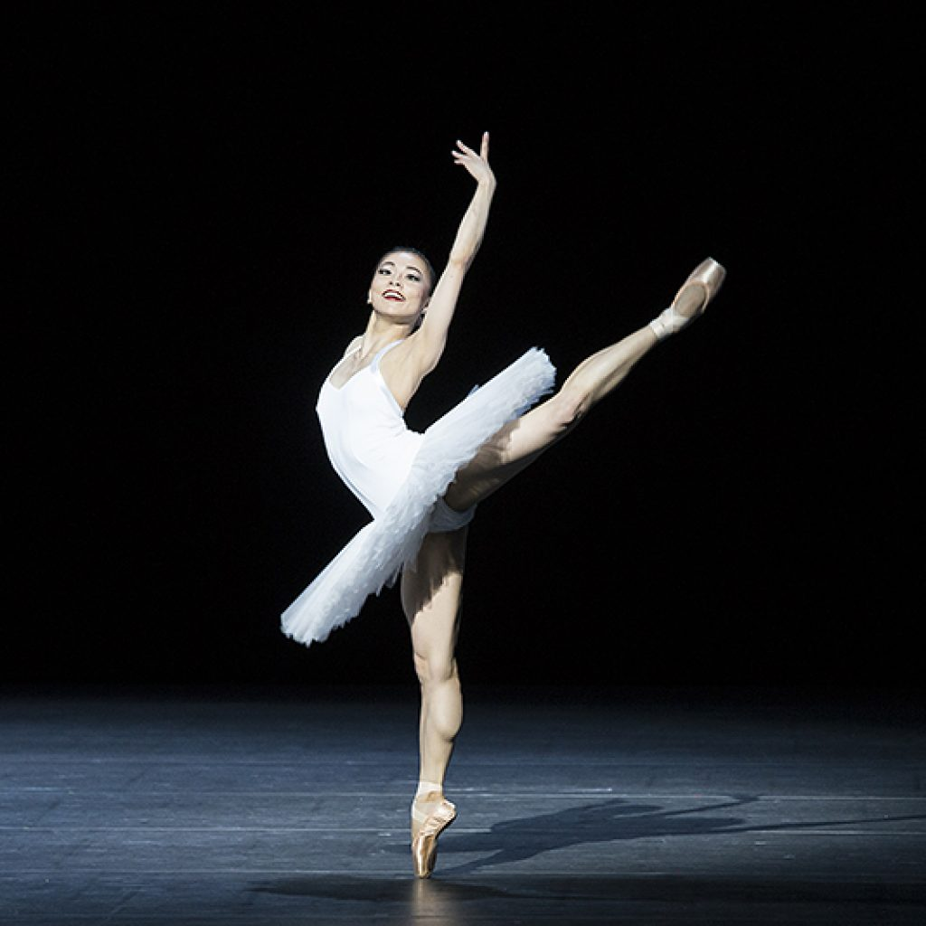 Arika Togawa - 5 - Semperoper Ballett - photo © Costin Radu