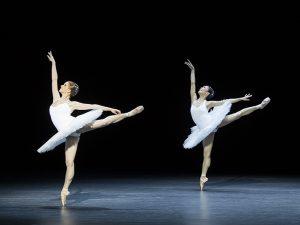 Sarah Hay, Arika Togawa - 5 - Semperoper Ballett - photo © Costin Radu
