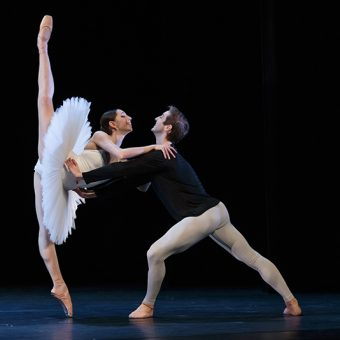 Clara Superfine, Joey Masserelli - 5 - Dutch National Ballet