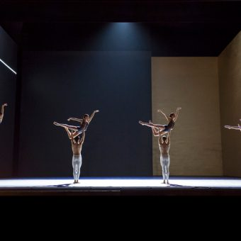 Ensemble - The Human Seasons - The Royal Ballet - photo © Bill Cooper