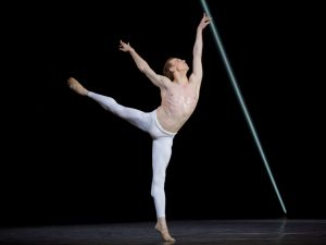 Edward Watson - The Human Seasons - The Royal Ballet - photo © Alice Pennefather