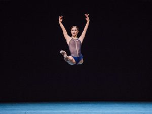 Marianela Nuñez - The Human Seasons - The Royal Ballet - photo © Bill Cooper
