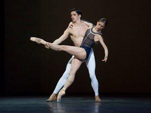 Marianela Nuñez, Federico Bonelli - The Human Seasons - The Royal Ballet - photo © Bill Cooper