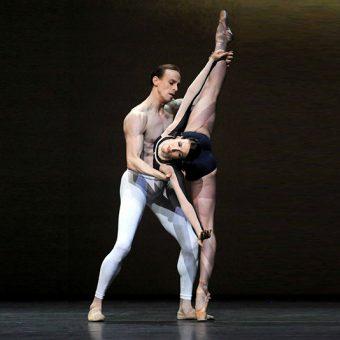 Lauren Cuthbertson, Edward Watson - The Human Seasons - The Royal Ballet - photo © Emma Kauldhar