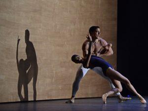 Beatriz Stix-Brunell, Johannes Stepanek - The Human Seasons - The Royal Ballet - photo © Dave Morgan