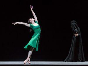 Courtney Richardson - Tristan + Isolde - Semperoper Ballett - photo © Ian Whalen