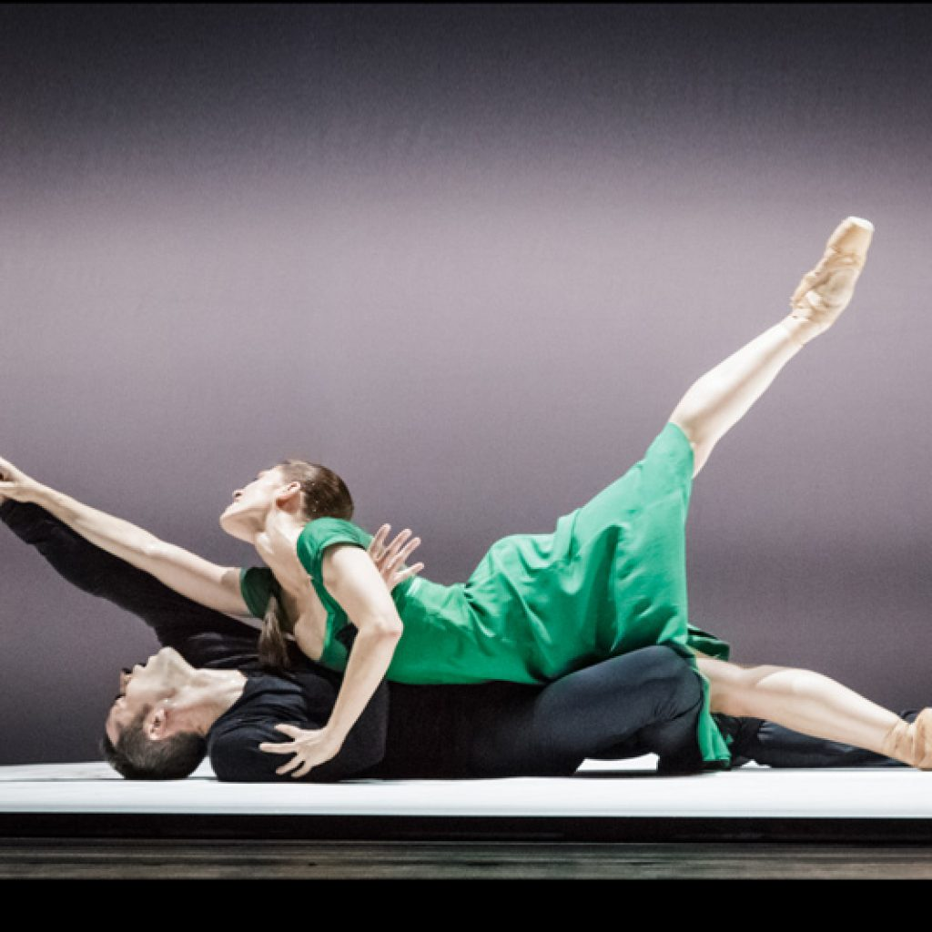 Courtney Richardson, Fabien Voranger - Tristan + Isolde - Semperoper Ballett - photo © Ian Whalen