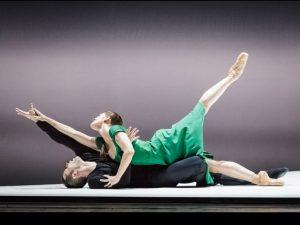 Courtney Richardson, Fabien Voranger - Tristan + Isolde - Semperoper Ballett - photo © Ian Whalen