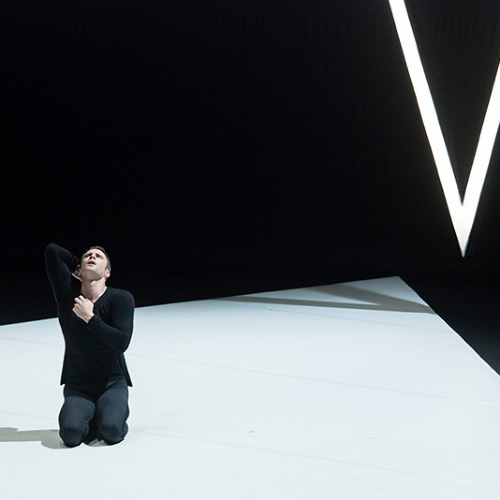 Fabien Voranger - Tristan + Isolde - Semperoper Ballett - photo © Ian Whalen