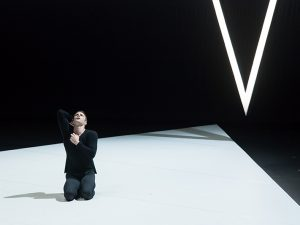 Fabien Voranger - Tristan + Isolde - Semperoper Ballett - photo © Ian Whalen