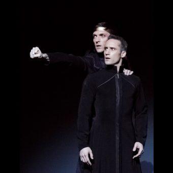 Raphaël Coumes-Marquet, Fabien Voranger - Tristan + Isolde - Semperoper Ballett - photo © Ian Whalen