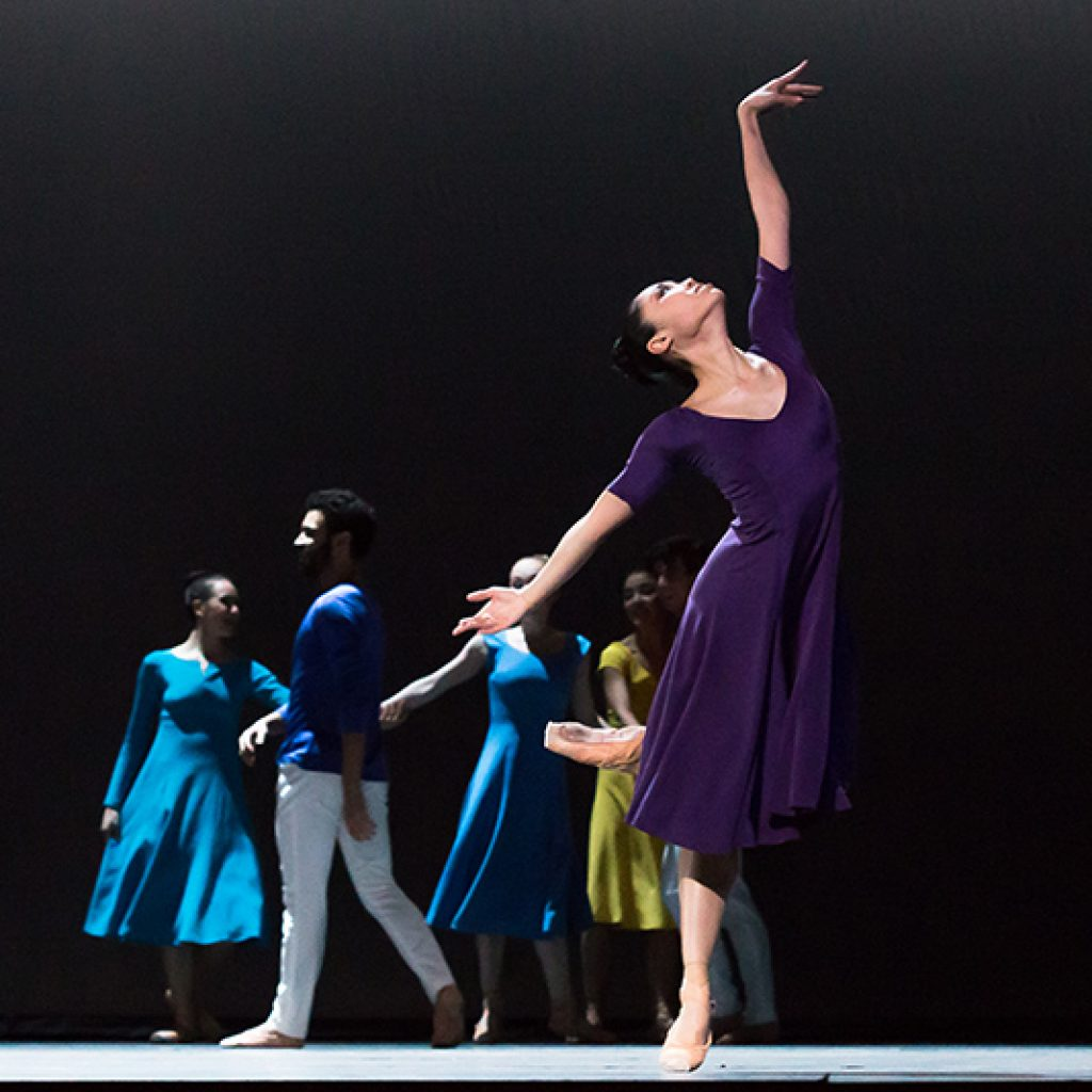Tristan + Isolde - Semperoper Ballett - photo © Ian Whalen