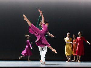 Tristan + Isolde - Semperoper Ballett - photo © Ian Whalen