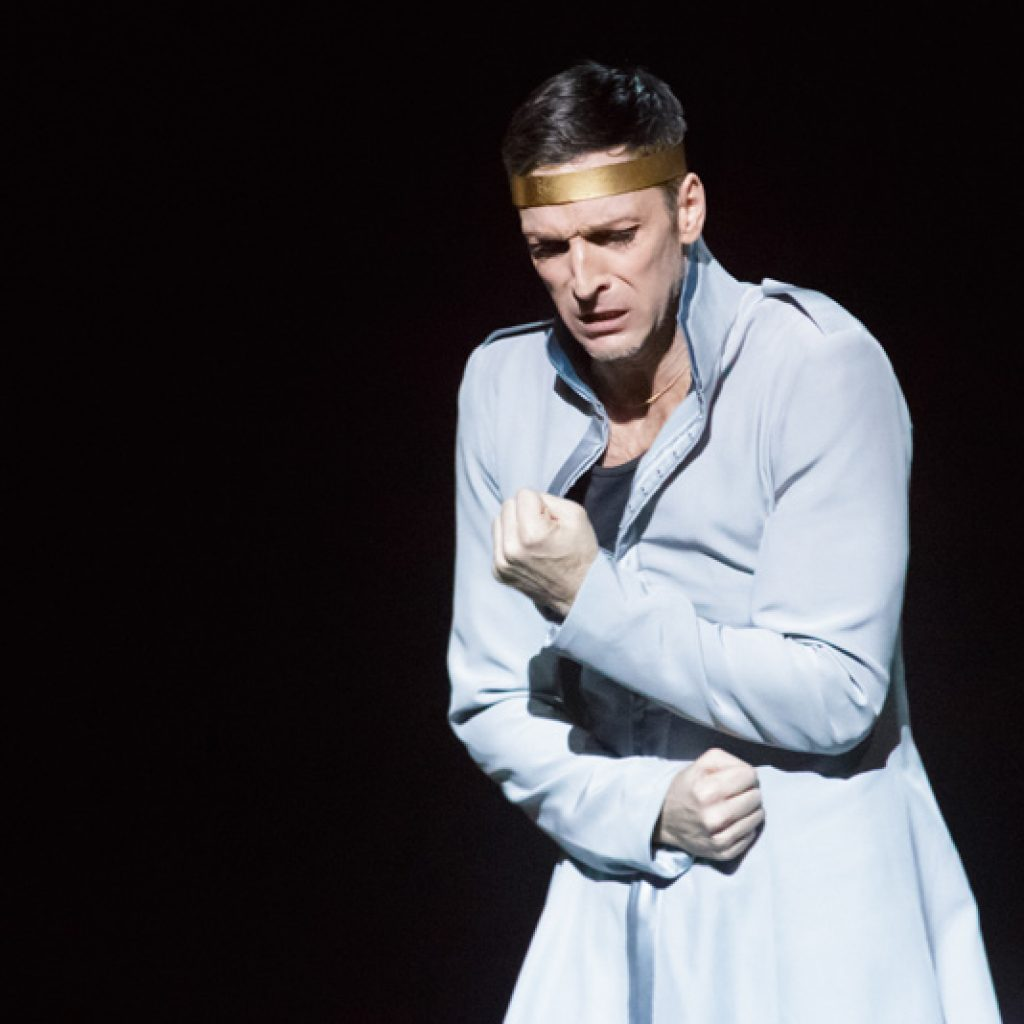 Raphaël Coumes-Marquet - Tristan + Isolde - Semperoper Ballett - photo © Ian Whalen