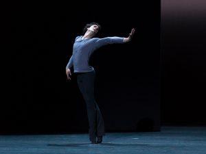 István Simon - Tristan + Isolde - Semperoper Ballett - photo © Ian Whalen