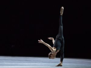 Edo Wijnen - Empire Noir - Dutch National Ballet - photo © Angela Sterling