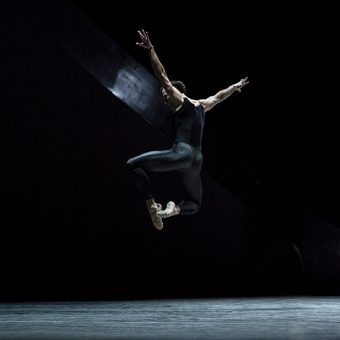 Jerome Tisserand - Empire Noir - PNB - photo © Angela Sterling