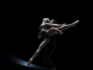 Lesley Rausch and Karel Cruz - Empire Noir - PNB - photo © Angela Sterling