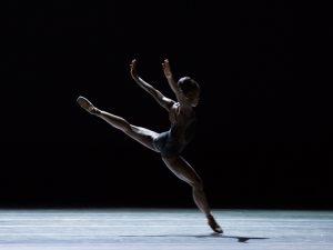 Michaela DePrince - Empire Noir - Dutch National Ballet - photo © Angela Sterling