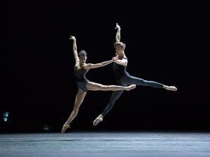 Suzanna Kaic and Edo Wijnen - Empire Noir - Dutch National Ballet - photo © Angela Sterling