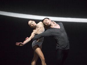 Sophie Martin, Chris Harrison - Swan Lake - Scottish Ballet - photo © Andy Ross