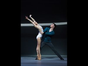 Sophie Martin, Chris Harrison - Swan Lake - Scottish Ballet - photo © Andy Ross