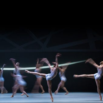 Ensemble - Swan Lake - Scottish Ballet - photo © Andy Ross