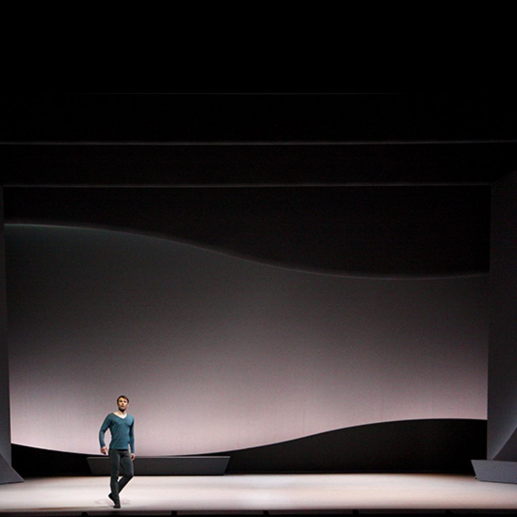 Chris Harrison - Swan Lake - Scottish Ballet - photo © John Otto