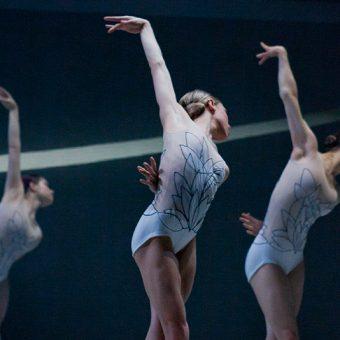 Ensemble - Swan Lake - Scottish Ballet - photo © Christina Riley