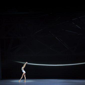 Sophie Martin - Swan Lake - Scottish Ballet - photo © Andy Ross