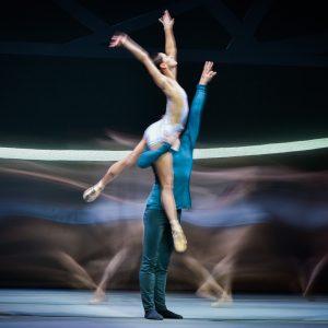 Sophie Martin and Chris Harrison - Swan Lake - Scottish Ballet - photo © Rimbaud Patron