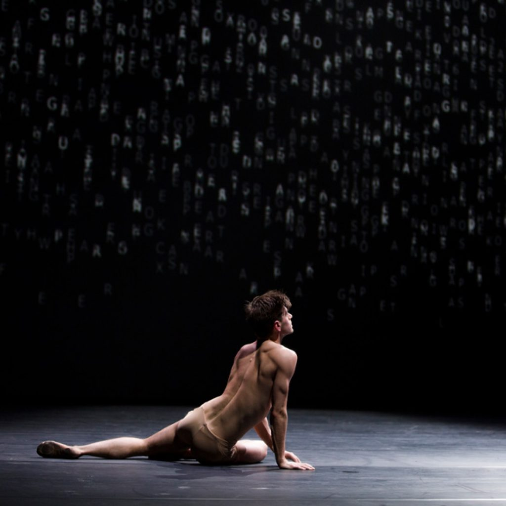 Edo Wijnen - Citizen Nowhere - Dutch National Ballet - photo © Angela Sterling