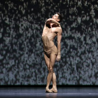Edo Wijnen - Citizen Nowhere - Dutch National Ballet - photo © Hans Gerritsen