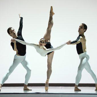 Sofiane Sylve, Carlo Di Lanno, Luke Ingham - Anima Animus - San Francisco Ballet - Photo © Erik Tomasson