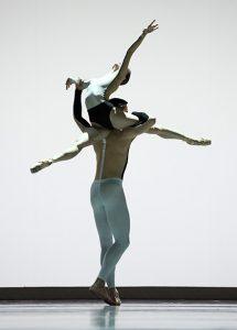 Maria Kochetkova, Henry Sidford - Anima Animus - San Francisco Ballet - Photo © Erik Tomasson