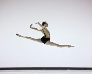 Elizabeth Mateer - Anima Animus - San Francisco Ballet - Photo © Erik Tomasson