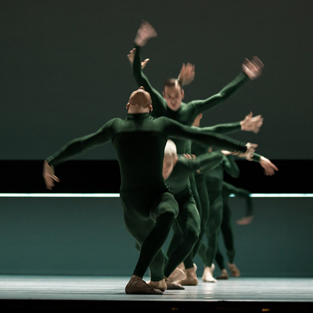 The Four Seasons - Dresden Semperoper Ballett - photo © Ian Whalen