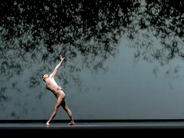 Edo Wijnen - Citizen Nowhere - Dutch National Ballet - photo © Jack Devant